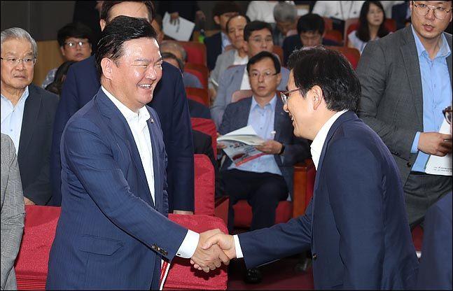민경욱 미래통합당 의원 (자료사진) ⓒ데일리안 박항구 기자