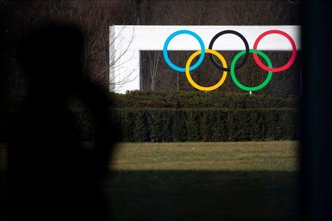 연기된 도쿄올림픽. ⓒ뉴시스