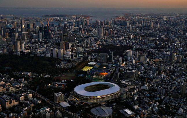 2020 도쿄 올림픽이 1년 연기된다. ⓒ 뉴시스