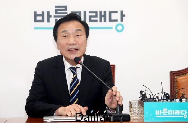 손학규 전 바른미래당 대표. ⓒ데일리안 박항구 기자