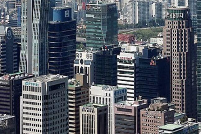 서울의 한 대형 상가 밀집지역 모습. ⓒ연합뉴스