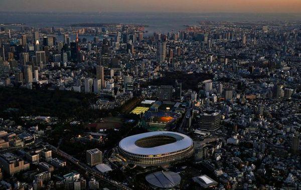 내년 개막하는 2020 도쿄 올림픽. ⓒ 뉴시스