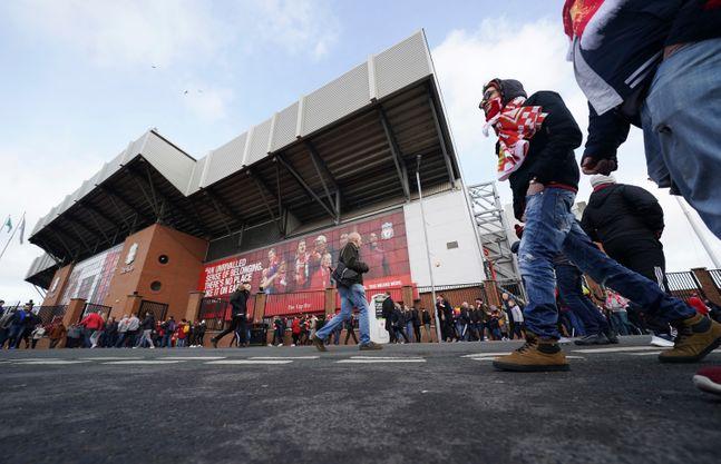 잉글랜드 축구가 프로리그를 제외한 모든 리그의 중단을 결정했다. ⓒ 뉴시스