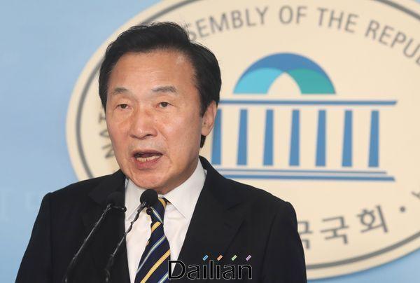손학규 전 바른미래당 대표는 26일 민생당 비례대표 2번 공천이 잠정 결정됐다. ⓒ데일리안 박항구 기자