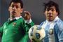 '졸전' 아르헨티나, 볼리바아와 1-1 무승부