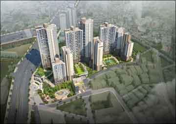 현대산업개발, '아현 아이파크' 23일 분양 개시