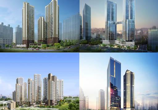서울 아파트 값, 어디가 제일 많이 올랐을까?