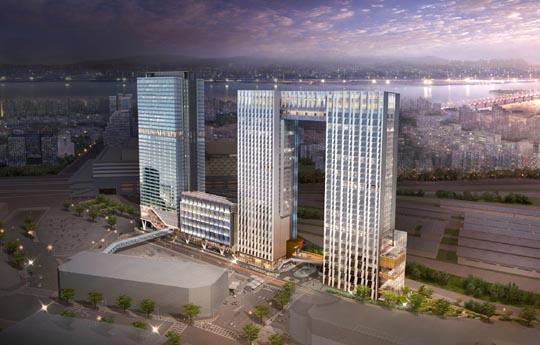 대우건설, 국내 최대 규모 호텔공사 수주