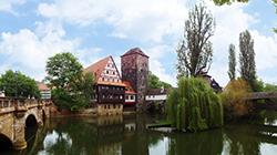 군사도시의 로맨틱한 변신 '독일 뉘른베르크'