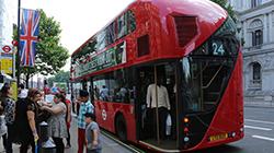 2층 버스 '더블데커'로 즐기는 런던 여행