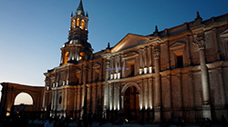 페루에서 가장 아름다운 백색의 도시 '아레키파'
