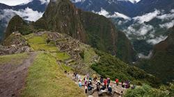 잉카인들의 마지막 공중도시 '마추픽추'