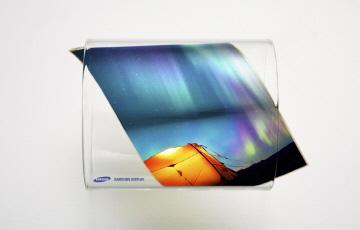 삼성디스플레이, 풀스크린 엣지로 OLED 기술 선도 과시