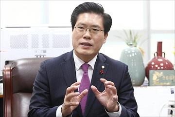 """[D-피플라운지] 송석준 의원 """"물관리 일원화는 전면 재검토 대상"""""""