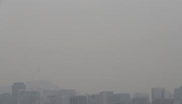 환경부, 전국 고농도 미세먼지에 지자체별 긴급 대응 '요청'