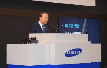 전영현 삼성SDI 사장, 지난해 보수 13억...상여금만 4억