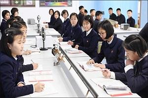 통일 후 첫 1년, 북한학생 4만3천명 남한 이주 예상