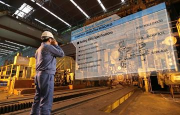 [AD]포스코, 세계 최초 인공지능 제철소 구축
