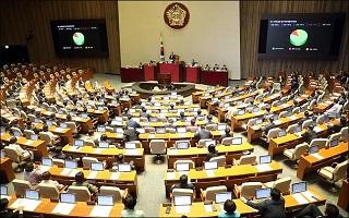 """[데일리안 여론조사] 국민 82% """"국회의원 '무노동 무임금' 적용해야"""""""