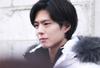 박보검, 긴 머리에도 빛나는 '잘생김'