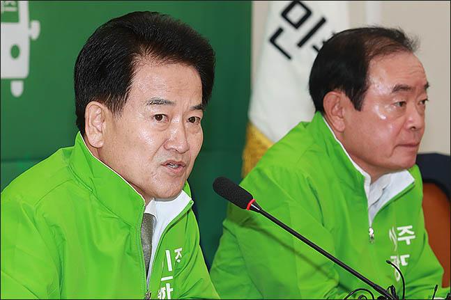 """평화당, 文정부 경제정책 일제히 비판...""""경제수장 교체해야"""""""