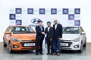 현대차, 인도 2위 카셰어링 업체 '레브'에 전략 투자