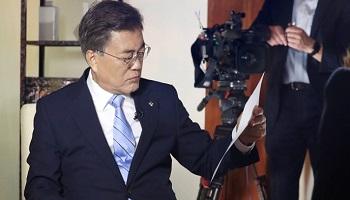 文대통령 지지율 '평양효과'에 급반등 59.2%