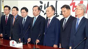 칼자루 쥔 한국당 조강특위 출범