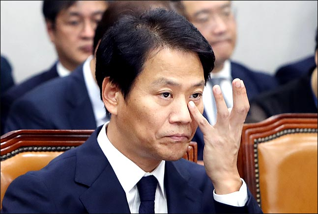 [데일리안 여론조사] '자기정치' 논란 휩싸인 임종석, 긍정평가 48.9%