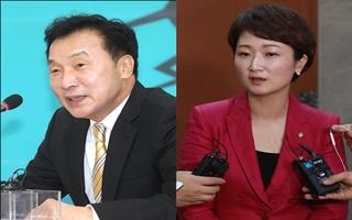 이언주, 손학규에 정체성 반문…바른미래 '분열조짐'
