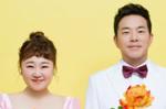 홍윤화-김민기 웨딩화보…홍윤화, 30kg 감량 모습 '깜짝'