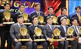 골든글러브 최다 득표 양의지, 김재환도 수상