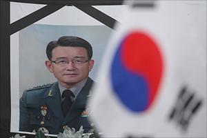 고 이재수 전 기무사령관 추모식