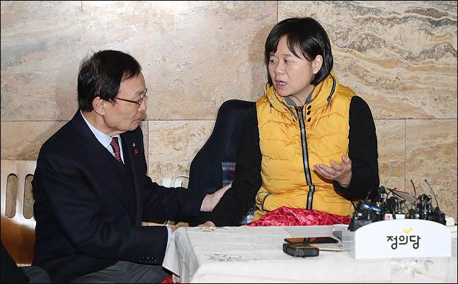 '한국당 보다 더 밉다' 민주당에 분개하는 정의당