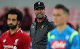 벼랑 끝 리버풀, 나폴리에 2점 차 이상 승리?