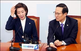 [데일리안 여론조사] 정당지지율 민주당 34.7% 한국당 24.0%