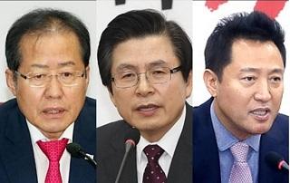 민주당은 누가 한국당 대표 되길 바랄까
