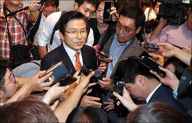 전당대회 D-40, 한국당 주요 당권주자 전법은?