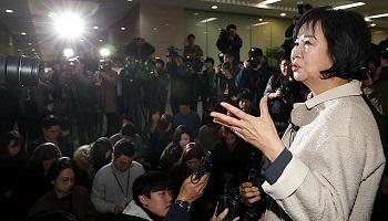 손혜원이 쏘아올린 의혹...눈덩이 되어 文정부로