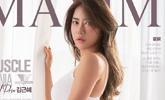 머슬퀸 김근혜-우정원 '숨 막히는 뒤태'