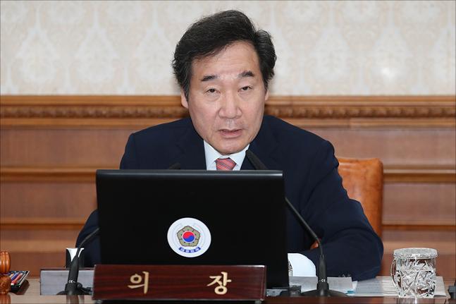 이 총리, 미세먼지 대응 긴급점검…