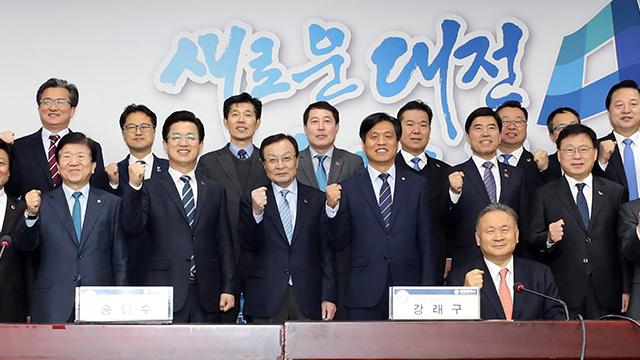 민주당, 경남 각축전 속 '중원 민심' 잡을까