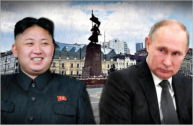 김정은·푸틴 핵협상 판 바꾸나…文정부 역할은 어디로?
