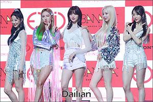 EXID, 전환기 전 마지막 완전체 앨범 'WE' 발매