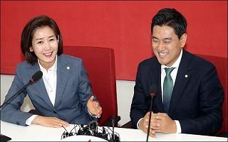 오신환과 '찰떡공조' 한국당, 대여투쟁력 강화하나