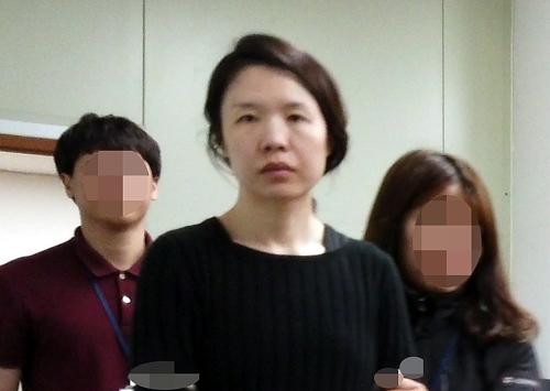 제주 전 남편 살해 피의자, 고유정 얼굴 공개