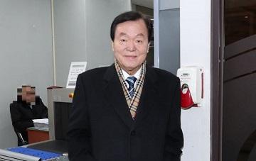 '노무현 8000억 발언' 김경재, 징역형 집행유예 확정