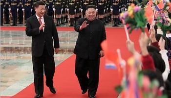 시진핑, G20 앞두고 평양行…14년만의 中최고지도자 방북