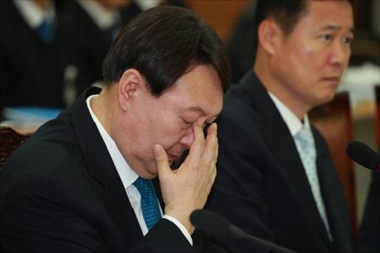 """""""윤석열, 권력의 충견(忠犬)…검찰 개혁 절대 불가능해"""""""