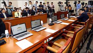 정개특위 활동기한 연장 논의, 한국당은 불참